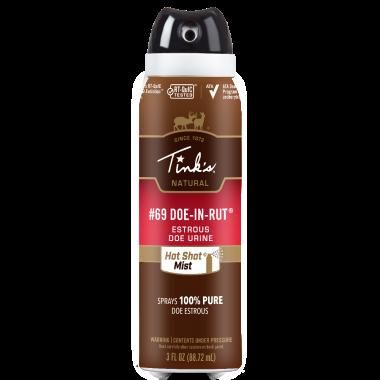 Tink's® #69 Doe-In-Rut® Hot Shot® Mist - 3oz.
