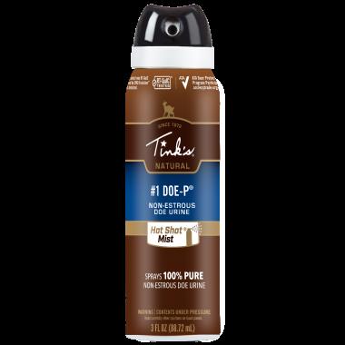 Tink's® #1 Doe-P® Hot Shot® Mist - 3oz.