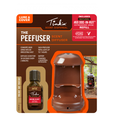 Tink's® #69 Doe-In-Rut PeeFuser Scent Diffuser