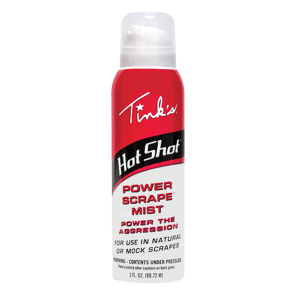 Tink's® Power Scrape® Hot Shot® Mist - 3oz.