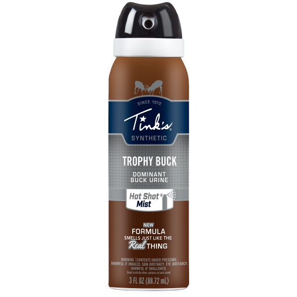 Tink's® Trophy Buck Hot Shot® Synthetic Mist - 3oz.
