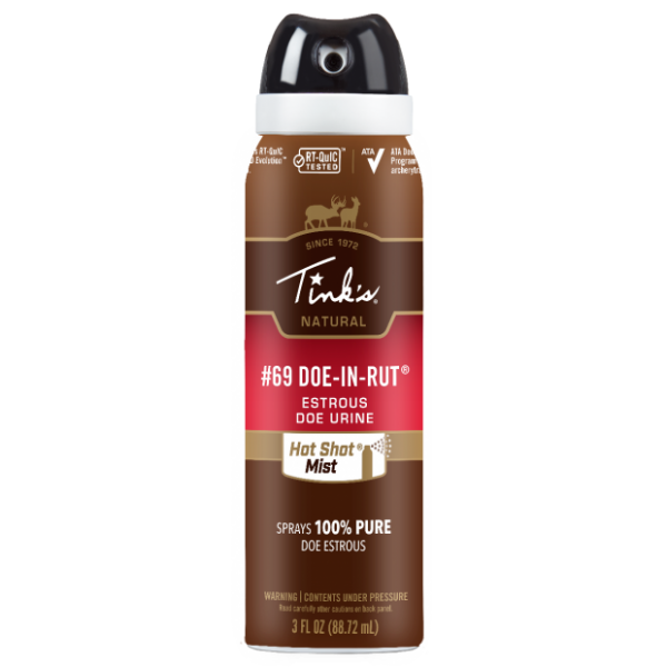 Tink's® #69 Doe-In-Rut® Hot Shot® Mist