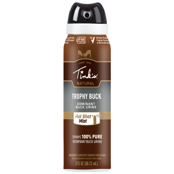 Tink's® Trophy Buck Hot Shot® Mist - 3oz.