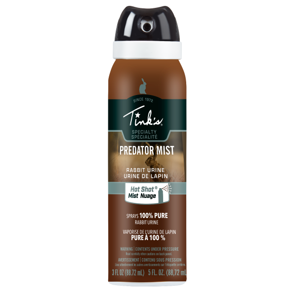 Tink's® Predator Hot Shot® Mist - 3oz.