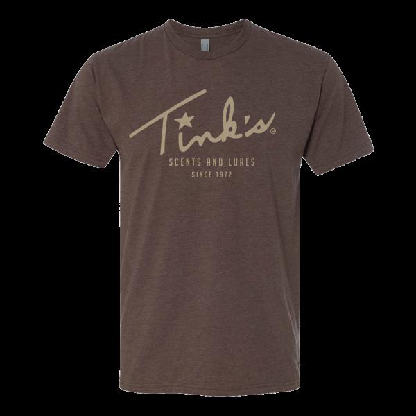 Tink's® Tee - Espresso Brown