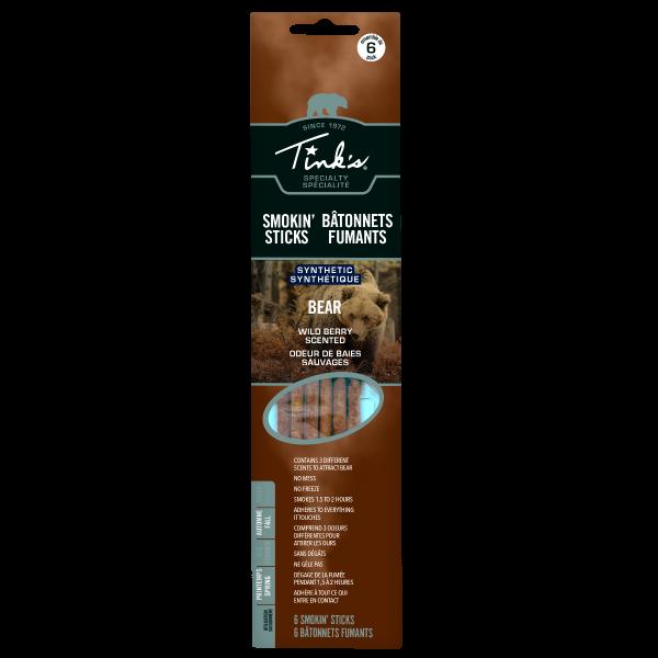Tink's® Smokin' Sticks Bear Lure