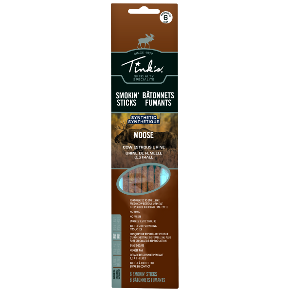 Tink's® Smokin' Sticks Power Moose