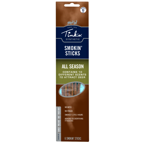 Tink's® Smokin' Sticks Deer Lure