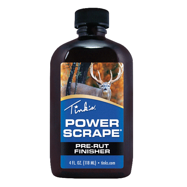 Tink's® Power Scrape® Pre-Rut Finisher - 4oz.