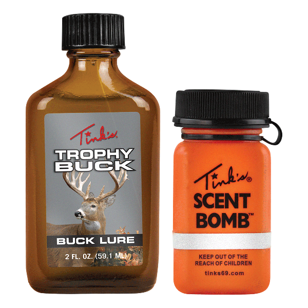 Tink's® Trophy Buck Combo - 2oz.