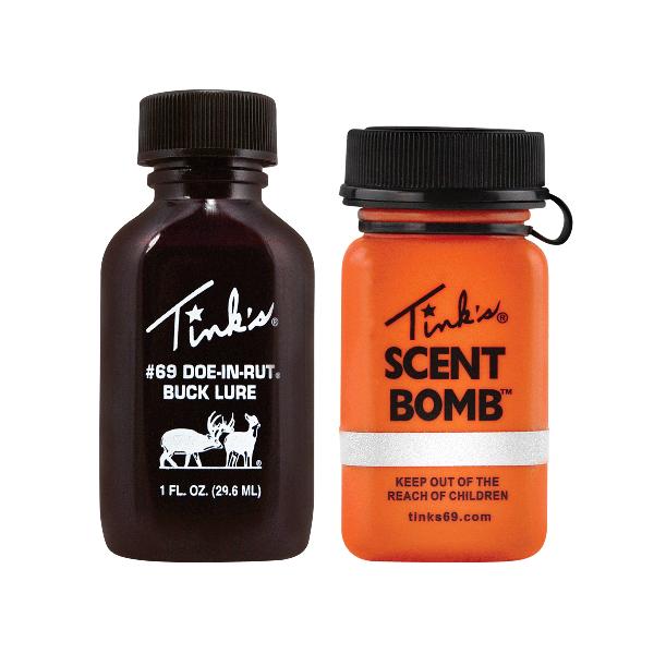 Tink's® #69 Doe-In-Rut® Value Pack