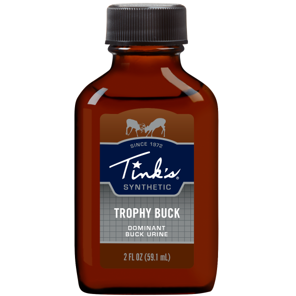 Tink's® Trophy Buck Synthetic Classic Glass