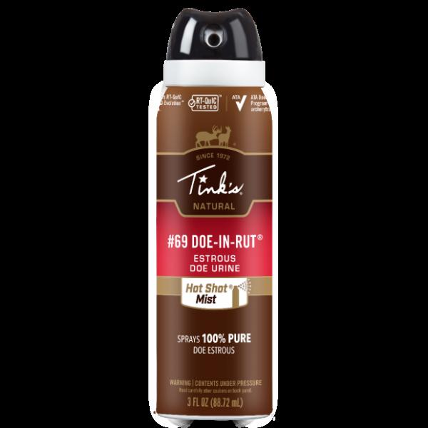 Tink's® #69 Doe-In-Rut® Hot Shot® Mist