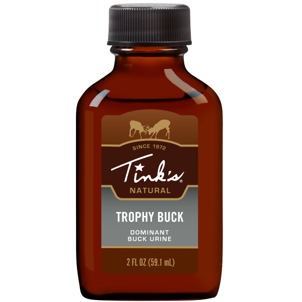 Tink's® Trophy Buck Classic Glass - 2oz.