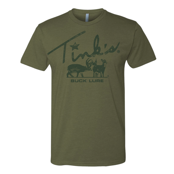 Tink's® Tee - Military Green