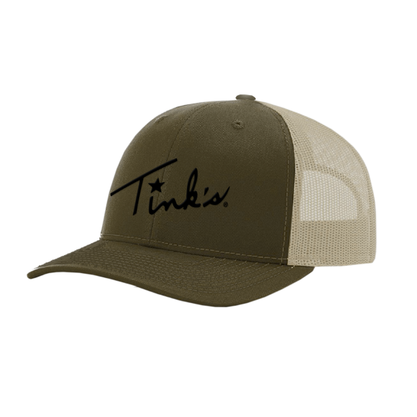 Tink's® Hat - Green Mesh Back