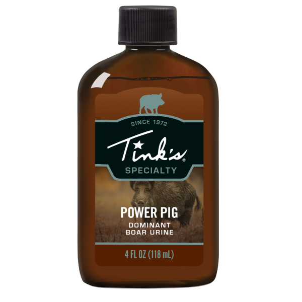 Tink's® Power Pig Dominant Boar Urine - 4oz.