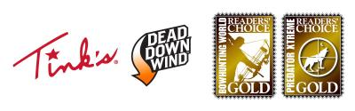 Tink's and Dead Down Wind are Top Choices of Bowhunting World, Predator Xtreme Readers